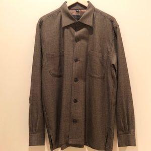 NWT C Joseph Wool Men's Shirt